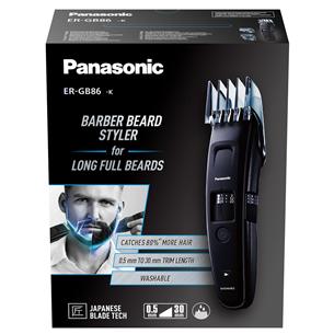 Trimmeri komplekt Panasonic ER-GB86-K503