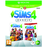 Xbox One mäng The Sims 4 + Cats and Dogs Bundle