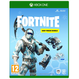 Xbox One mäng Fortnite Deep Freeze Bundle