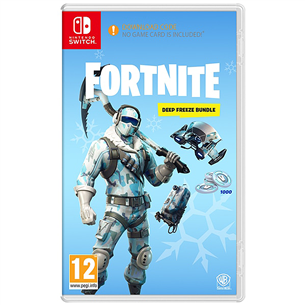 Switch mäng Fortnite Deep Freeze Bundle