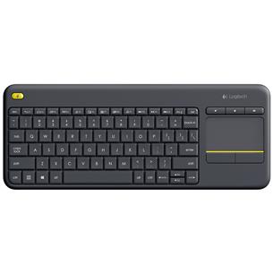 Juhtmevaba klaviatuur Logitech K400 Plus (RUS)