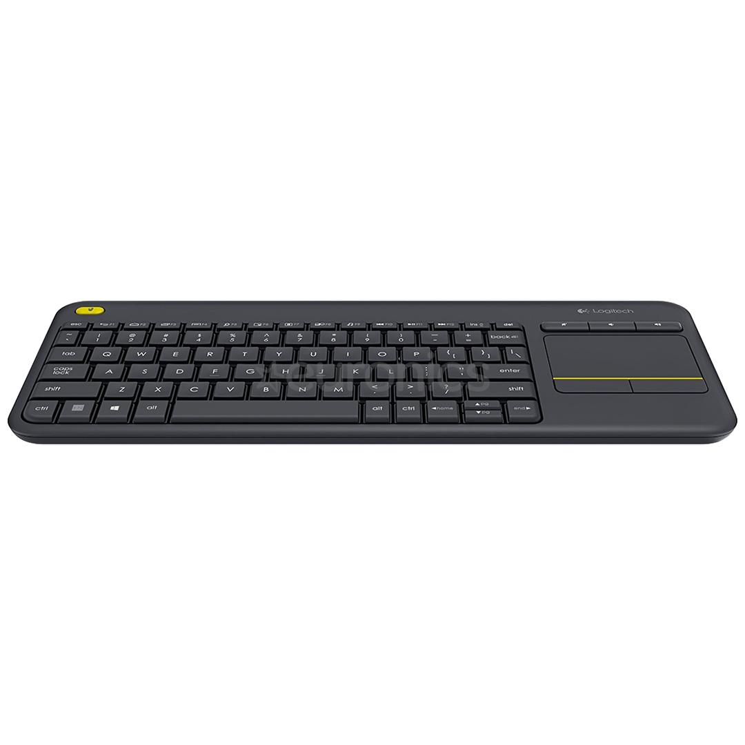 58397b5f6cc Juhtmevaba klaviatuur Logitech K400 Plus (RUS), 920-007147