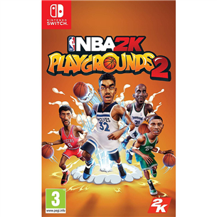 Switch mäng NBA 2K Playgrounds 2