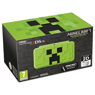 Mängukonsool Nintendo 2DS XL Minecraft Creeper Edition