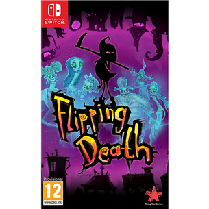 Switch mäng Flipping Death