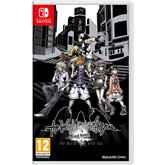 Switch mäng The World Ends With You
