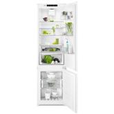 Интегрируемый холодильник, Electrolux / высота: 189 см