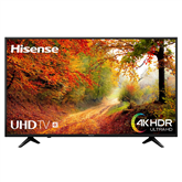 65 Ultra HD 4K LED ЖК-телевизор, Hisense