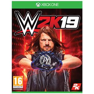 Xbox One mäng WWE 2K19