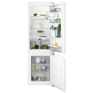 Built-in refrigerator AEG (177 cm)