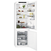 Built-in refrigerator AEG (178 cm)