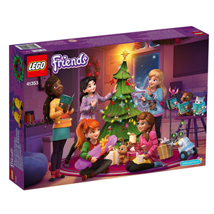 Advendikalender LEGO Friends