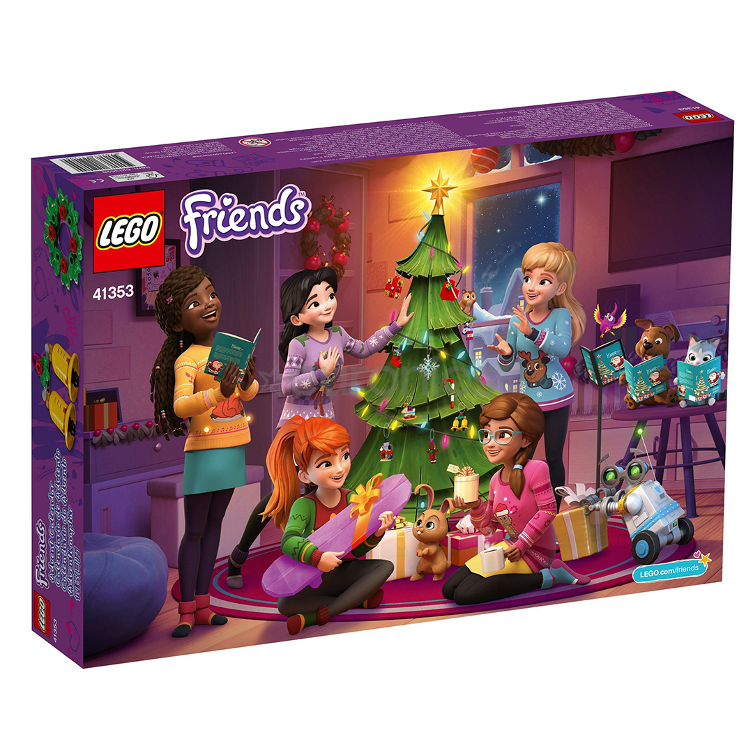advent calendar lego friends 41353l. Black Bedroom Furniture Sets. Home Design Ideas