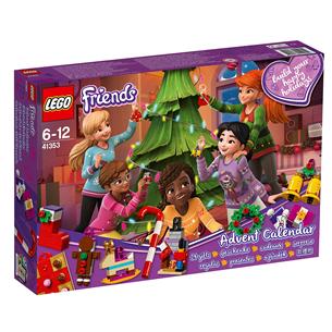 Advendikalender LEGO Friends