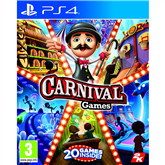 PS4 mäng Carnival Games