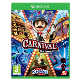 Xbox One mäng Carnival Games