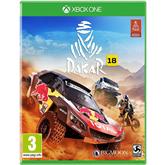 Xbox One game Dakar 18