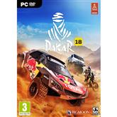 Arvutimäng Dakar 18