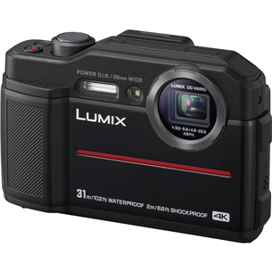 Fotokaamera Panasonic LUMIX DC-FT7