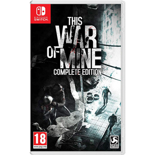 Switch mäng This War of Mine Complete Edition