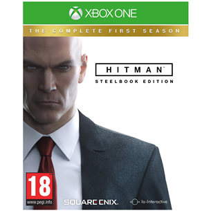 Xbox One mäng Hitman: First Season Steelbook Edition