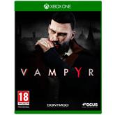 Игра для Xbox One, Vampyr