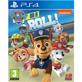 PS4 mäng Paw Patrol: On A Roll