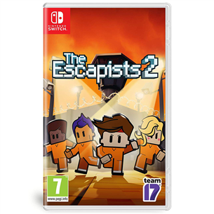 Switch mäng The Escapists 2