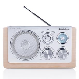 Retro raadio Audiosonic