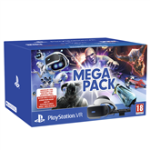 VR stardikomplekt Sony PlayStation VR Version 2 Mega Pack