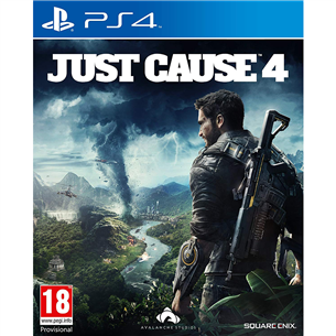 PS4 mäng Just Cause 4