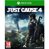 Xbox One game Just Cause 4