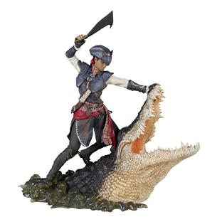 Kujuke Ubisoft Assassins Creed: Liberation Aveline