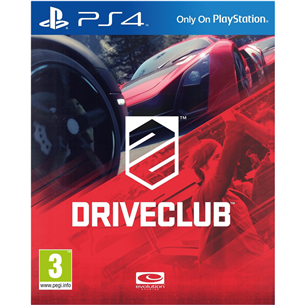 Игра для PlayStation 4, Driveclub