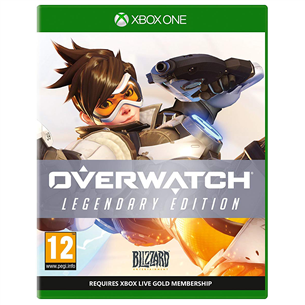 Xbox One mäng Overwatch Legendary Edition