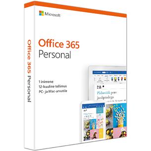 Microsoft Office 365 Personal 1 aasta (EST)