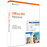 Microsoft Office 365 Personal / EST 1 год