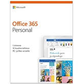 Microsoft Office 365 Personal / EST 1 год