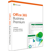 Microsoft Office 365 Business Premium 1 year (EST)