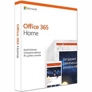 Microsoft Office 365 Home / EST 1 aasta