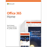 Microsoft Office 365 Home 1 aasta (EST)