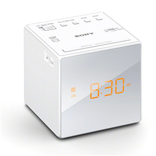 Radio alarm clock, Sony