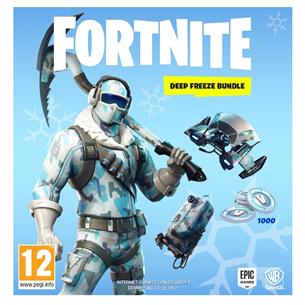 Arvutimäng Fortnite Deep Freeze Bundle