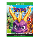 Xbox One mäng Spyro Reignited Trilogy