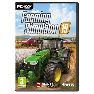 PC game Farming Simulator 19