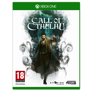 Xbox One mäng Call of Cthulhu