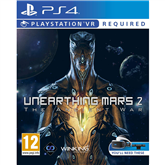 PS4 VR mäng Unearthing Mars 2: The Ancient War