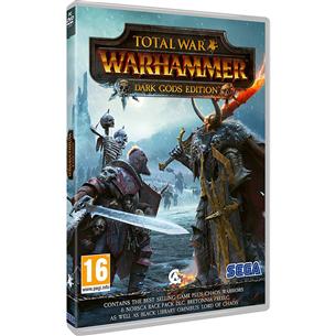 Arvutimäng Total War: Warhammer Dark Gods Edition