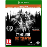 Xbox One mäng Dying Light Enhanced Edition