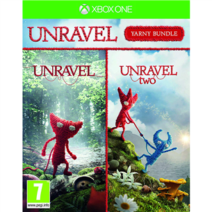 Игра для Xbox One, Unravel Yarny Bundle